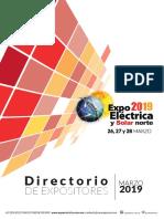 20190328173223 Expo Electrica Directorio EEYSN2019 Alta Compressed
