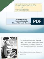 Unisba Typhoid Fever