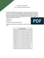 Informe Digitales II Circuito Sumador