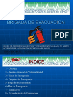 Brigadas de Evacuación Por Arlex