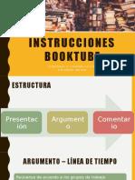 Booktube_pauta de Trabajo_narraciones Extraordinarias