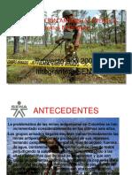 Contaminacion Ambiental Frente a Las Minas Map