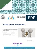 Clase 4 - Motivación