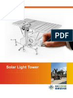 Solar Light TowerAMG