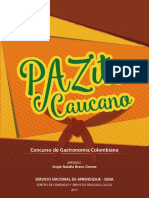 PAZito Caucano Concurso