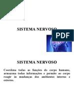 Sistema Nervoso Slide (Parte 1)
