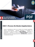 Diagnostico investigación arquitectónica