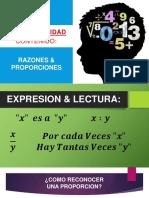 5 - Razones & Proporciones [ Docente ] (1)