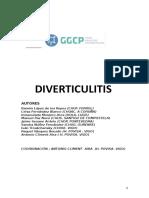 Diverticulitis Grupo Gallego Coloproctología