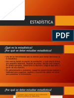 Estadística Cap 1 Analisis de Datos