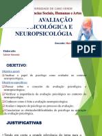 Avaliaçao e Neuro