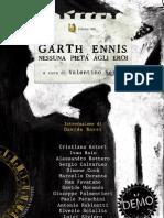 Garth Ennis. Nessuna pietà agli eroi - Saggistica - Fumetti
