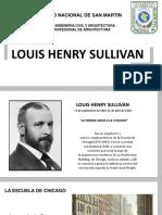 Power Louis Sullivan