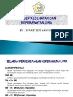 Konsep Dasar Kes.jiwa 2018 (RPL)