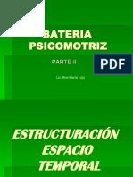 Bateria Psm II 2013