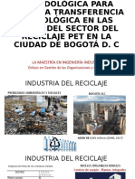 industria reciclaje PET