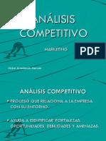 Cinco Fuerzas Análisis Competitivo