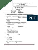 Kunci Jawabab Uji Kompetensi Tata Surya Hlm 167