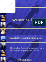 Financial Accounts Basics