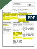 DEO Construcción de instrumentos de evaluación pedagogia