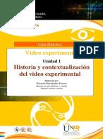 Guia Unidad 1 -  Historia y contextualizacion del video experimental.pdf