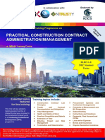 9 Module of Construction Contract