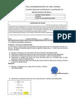 Física 1 Examen mejoramiento