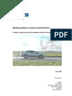 braking distance - friction and driver behaviour.pdf