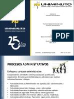 Procesos administractivos