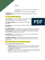 Droit- Imprime s4