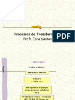 Processamento-Polímeros