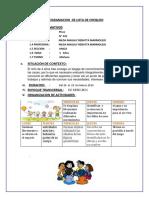 ACTIVIDADES DE LISTA DE COTEJO 2019.docx