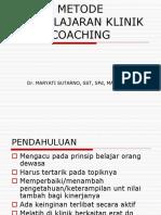 6.Metode Pembeljr COACHING