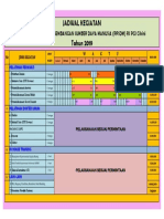 Jadwal PPSDM  RS PGI Cikini 2019