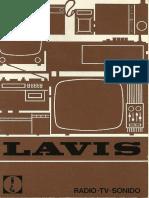 Catálogo 1 Lavis Años 70