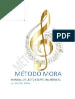 Manual de Lectura Musical