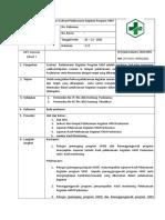 SOP Evaluasi Pelaksanaan Program