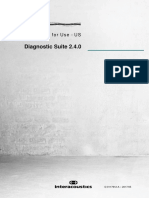 Instructions for Use Diagnostic Suite Us