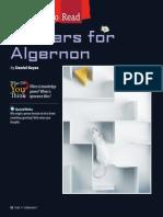 flowers for algernon.pdf