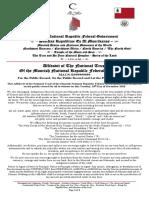 MACN-R999999999_Declaration of Trust of the Moorish National Republic Federal Government