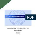The UN System Madagascar