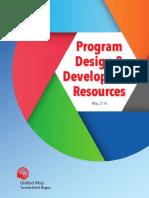 Program Design - Development Resources FINAL REVISED 2016-05-18.pdf