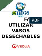 FAVOR UTILIZAR VASOS DESECHABLES.docx
