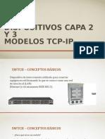 Dispositivos y Modelos TCPIP