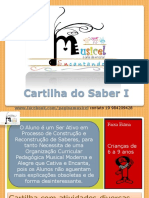 Cartilha Do Saber Musicel