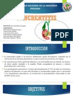 Seminario 5 - Pancreatitis