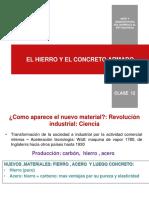 Clase 12 Hierro y Concreto Armado.pdf