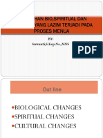 Perubahan Bio,Spiritual Dan Kultural Yang Lazim Terjadi Pada_ger_mrs Wanti_smt Genap_march2019