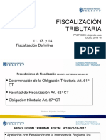 11. 13. y 14. Fiscalización Definitiva