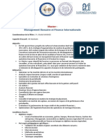 Management Bancaire Et Finance Internationale_0